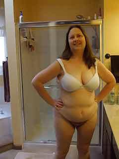 Wisconsin women naked